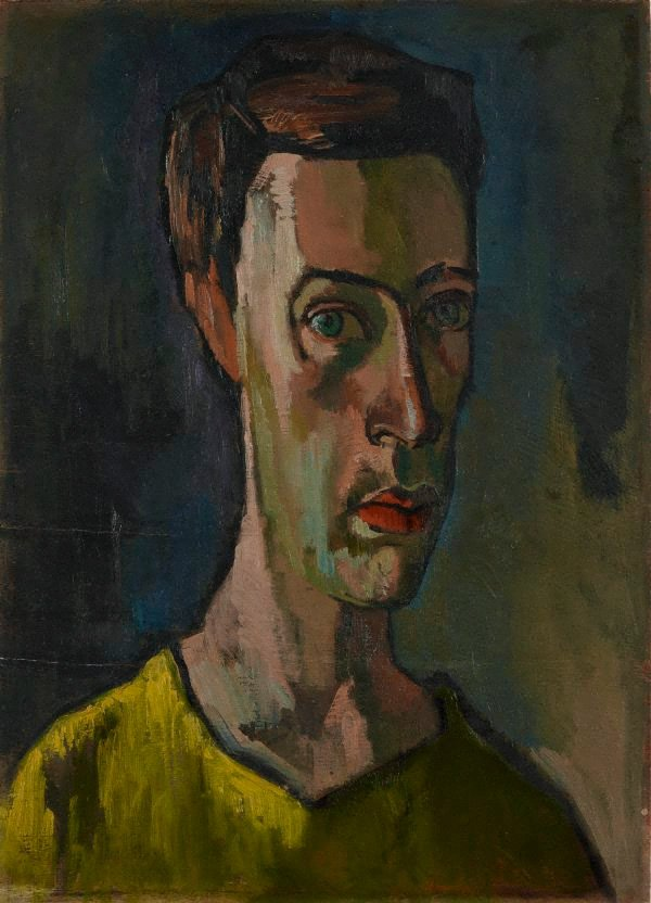 An image of Man with the yellow shirt