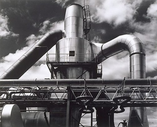 An image of Pyneboard Factory, Tumut, New South Wales (1) by Max Dupain