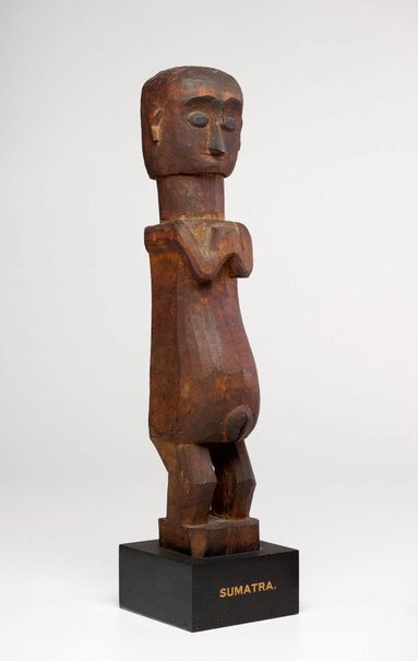 An image of 'Adu Horo', Protective Figure by