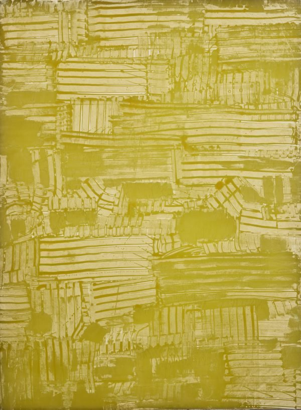 An image of Bright yellow green no.1