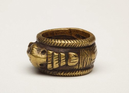 An image of Finger ring by