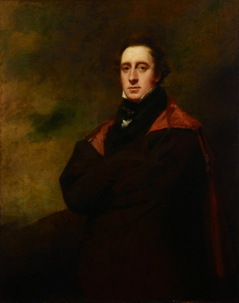 An image of Andrew Spottiswoode (1787-1866) by Sir Henry Raeburn