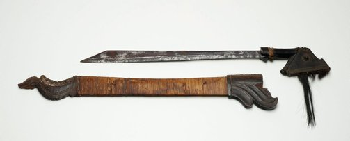 An image of Sword with sheath by