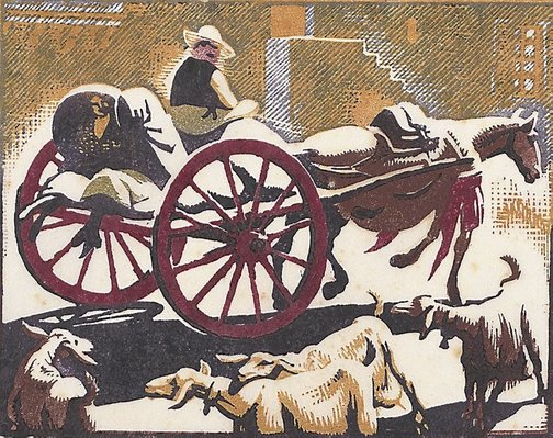 An image of Maltese Cart by Weaver Hawkins