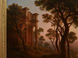 Alternate image of Classical landscape by John Glover