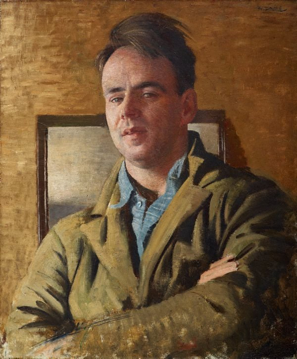 An image of Portrait of Fred Coventry