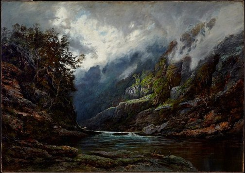 An image of The Upper Nepean by WC Piguenit