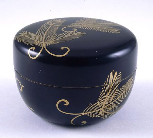 An image of Tea caddy by