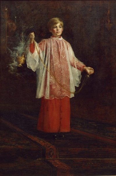 An image of Acolyte by George Walton