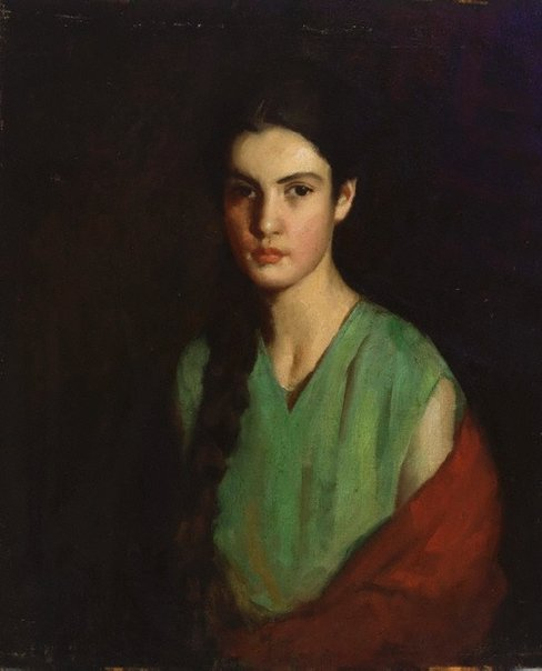 An image of Margaret by Leslie Wilkie