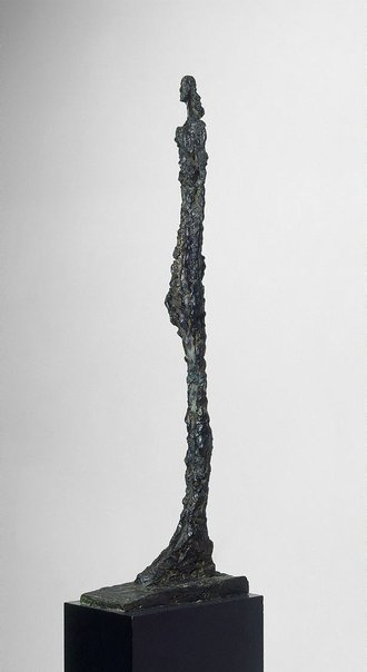 An image of Woman of Venice VII by Alberto Giacometti