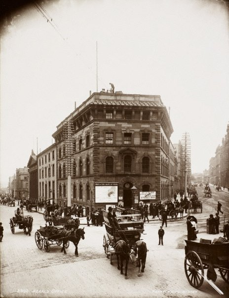 An image of Herald Office by Unknown, Kerry & Co