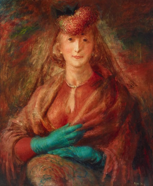 An image of Portrait of Thelma Clune