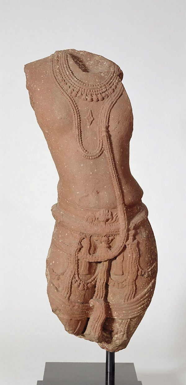 An image of Torso of a divinity