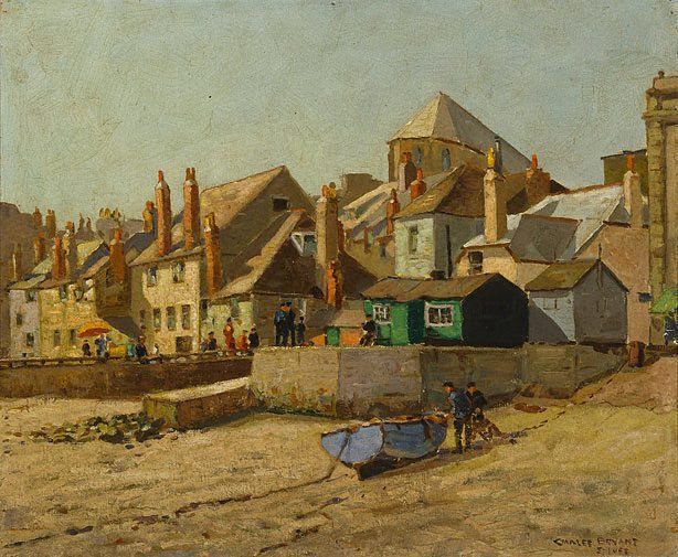 An image of Quayside, St. Ives, Cornwall