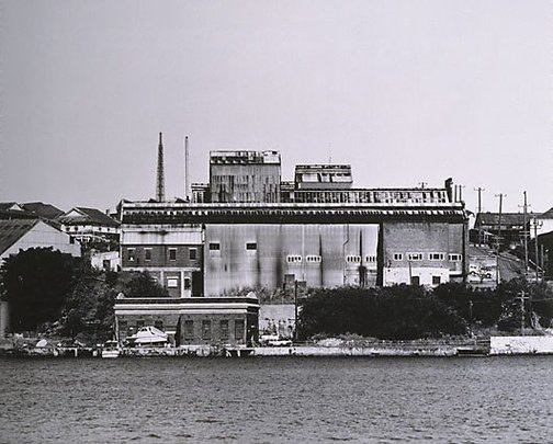 An image of Iron Cove: Balmain I 1980 by Mark Johnson