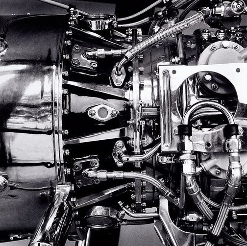 An image of Jet engine, Sydney by David Moore