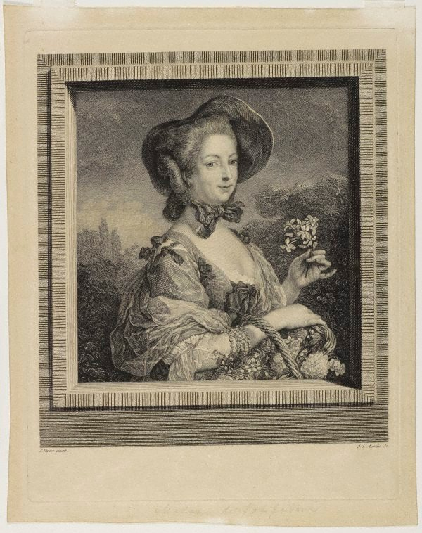 An image of Madame de Pompadour
