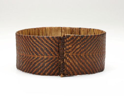 An image of Bàeahago (man's dancing belt) by