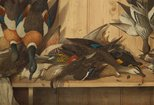 Alternate image of Dead game birds by Neville Cayley