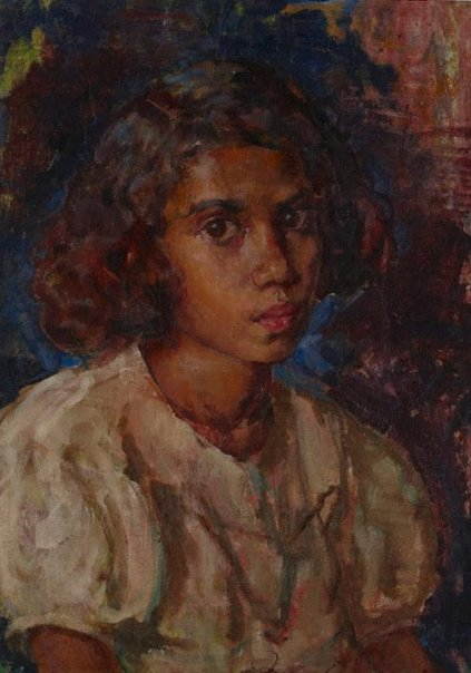 An image of Daughter of two races by Mary Edwell-Burke