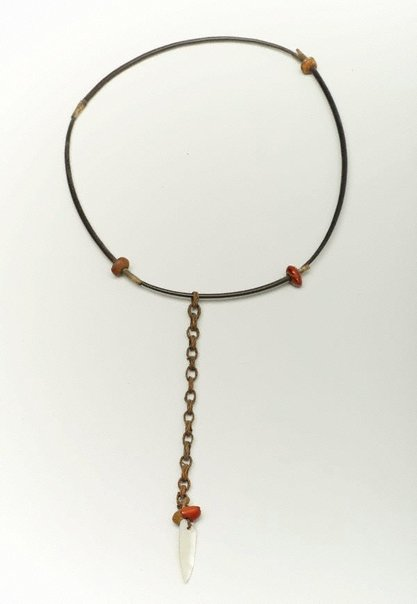 An image of Man's necklace by