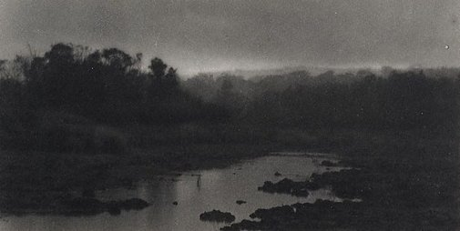 An image of Untitled (River landscape) by Harold Cazneaux