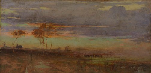An image of After the storm by John Ford Paterson