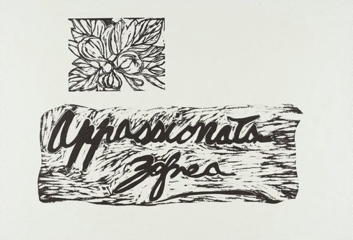 An image of Title page by Salvatore Zofrea