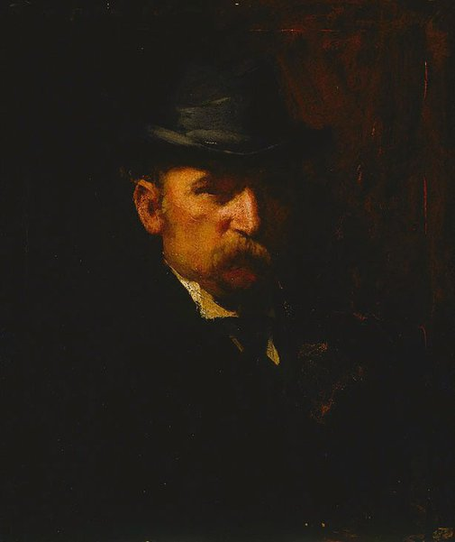 An image of Portrait of John Ford Paterson by John Longstaff