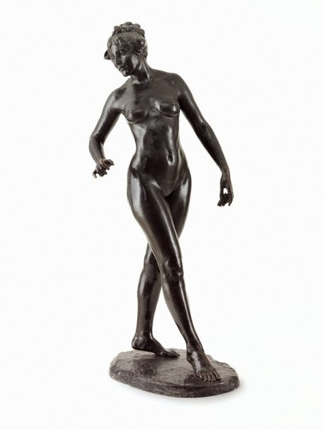 An image of The dancer by Bertram Mackennal