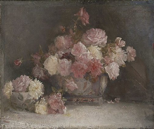 An image of Roses by Tom Roberts