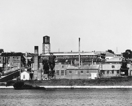 An image of Five Dock Bay: Drummoyne 1981 by Mark Johnson