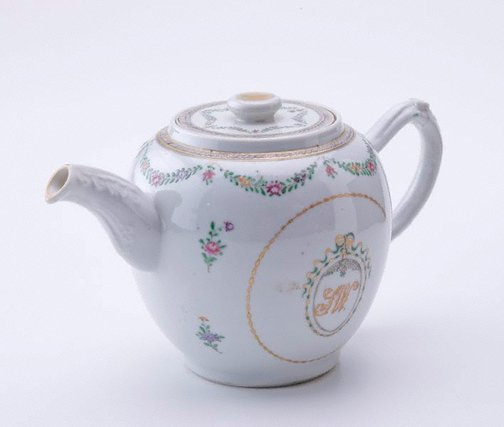 An image of Teapot by