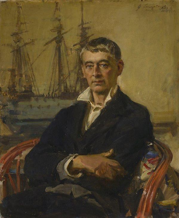 An image of Norman Lindsay