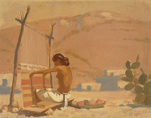 An image of Navajo by Fred Leist