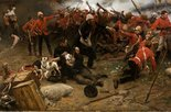 Alternate image of The defence of Rorke's Drift 1879 by Alphonse de Neuville
