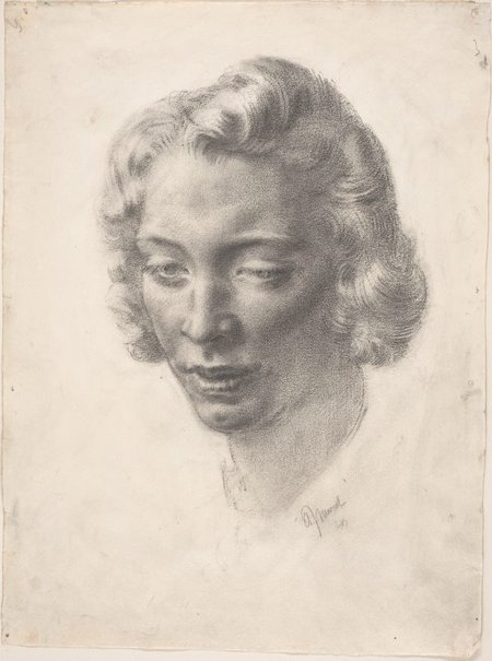 An image of Study (Ria Murch) by Arthur Murch
