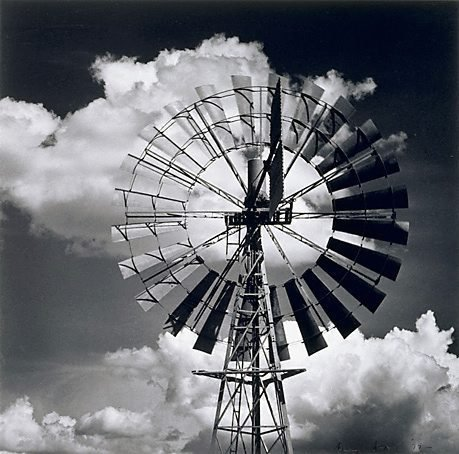 An image of Windmill at 'Eurella', North Queensland by Max Dupain