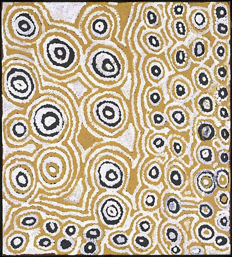 An image of Tingari Women at Watunuma by Wintjiya Napaltjarri