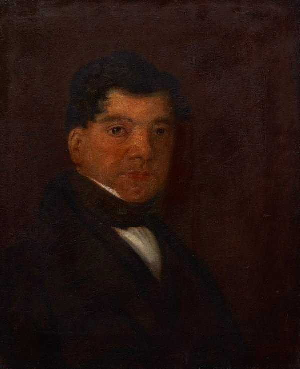 An image of Portrait of Capt. J Archibald