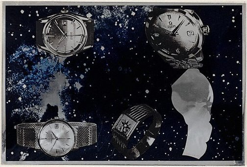 An image of Watches by Joe Tilson