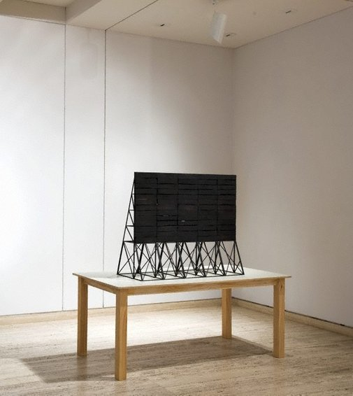 An image of Screen #4 Chargrilled by Callum Morton