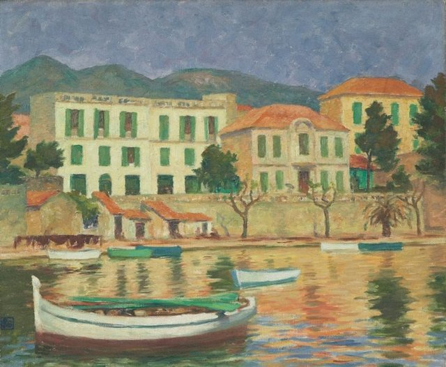 An image of Waterfront, Bandol