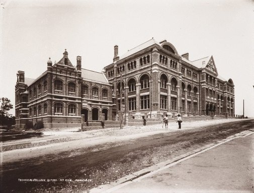 An image of Technical College, Ultimo by Unknown, Kerry & Co