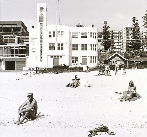 An image of Cronulla II 1983-84 by Mark Johnson