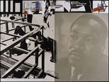 Alternate image of K - The death of Martin Luther King by Joe Tilson
