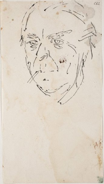 An image of Self portrait by William Dobell