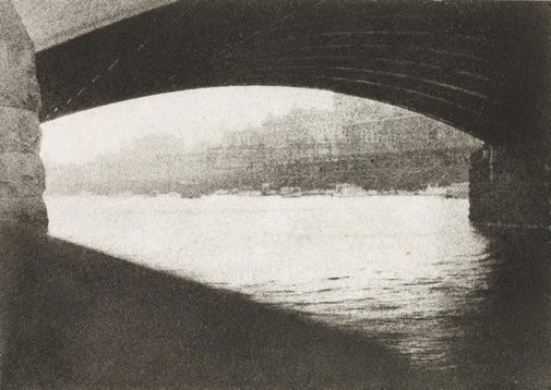 An image of The Yarra by Lewis Hey Sharp