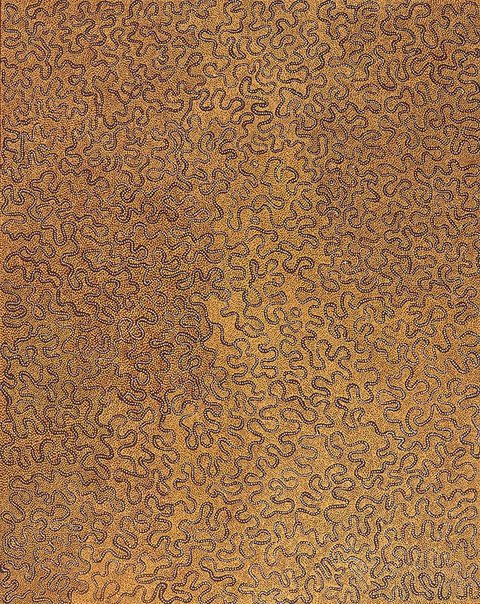 An image of Untitled by Joseph Tjapaltjarri